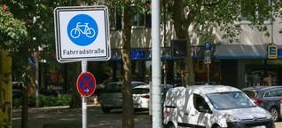 Anschub fürs Fahrrad