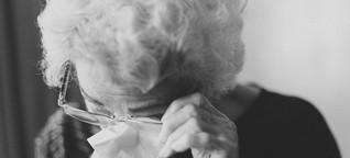 """""""Wie viel ist einem das Leben von alten verletzlichen Menschen wert?"""""""