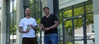 Per App zur Ausbildung: Kölner Lehrer entwickeln Kontaktbörse für Schüler und Betriebe