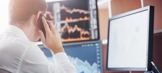 So steuern die Börsenprofis ihre Fonds durch die Krise