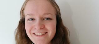 Porträt: Trauerfeier auf Corona-Sicherheitsabstand - Pascale ist Bestatterin