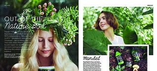 Beauty Advertorial for the launching campaign of Nature Box in Austria
