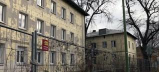 Leerstand : Wenn Wohnungen nicht fertig werden