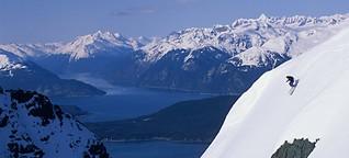 Abgefahren: Hier können Sie Skifahren mit Blick aufs Meer