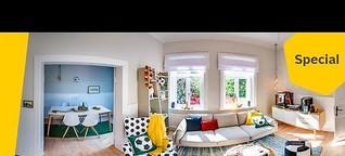 Special - WM-Wohnzimmer einrichten | Roombeez - powered by OTTO