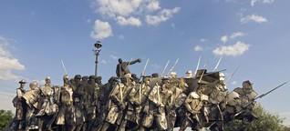 Was tun mit umstrittenen Denkmälern?