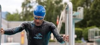 Bernhard Nuss: 255 Kilometer Schwimmen, 11.893 Kilometer Rad, 2.785 Kilometer Laufen