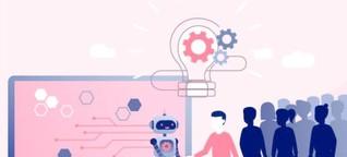 Richtig bewerben: Mit Künstlicher Intelligenz zum neuen Job