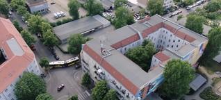 Corona-Ausbruch in Berlin-Neukölln: Das geplagte Haus