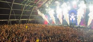 Drei neue Bühnen beim Electric Love Festival