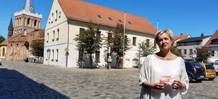 """Bürgermeisterin von Lieberose plant """"Putin-Radweg"""""""