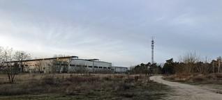 Eco City Wünsdorf - Geplante Stadt der Selbstversorger