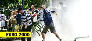 """""""L'Euro 2000 a été un tournant dans l'histoire du hooliganisme"""" (SoFoot.com)"""