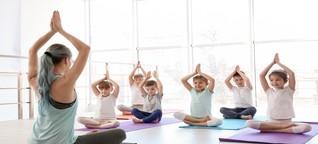Spielerisch Achtsamkeit lernen: Meditation für Kinder, Jugendliche und Familien