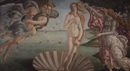 Schön wie die Gischt - die Schaumgeborene Aphrodite