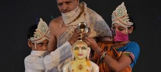 Jainismus - Du sollst keine Tiere essen