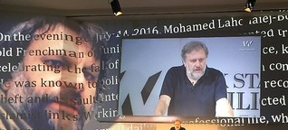 "Philosoph Žižek: ""Macron ist das Establishment in reinster Form"""
