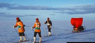 Als erste Frau durch Grönland: die Abenteuerin Myrtle Simpson