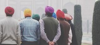 Sikhs, Sufis und Schiiten - Der Turban und seine Bedeutung