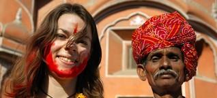 """Traumland - Albtraumland - Auf der Suche nach dem """"echten Indien"""""""