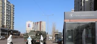 Corona in Kazakhstan: An authoritarian transparency offensive