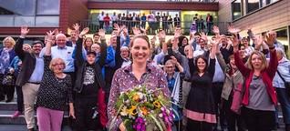 Herausforderin für Sridharan: Das hat Lissy von Bülow mit Bonn vor