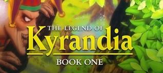 Mein erstes Mal mit The Legend of Kyrandia: Wie spielt sich der Adventure-Klassiker heute? (PC Games)