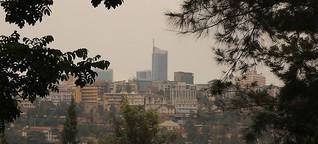 Ruanda - Ein Land im Aufbruch