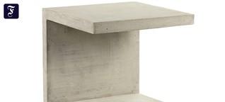 Designer-Möbel: Brutal einfach und schön funktional