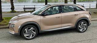 Hyundai Nexo: Verschmähte Brennstoffzelle
