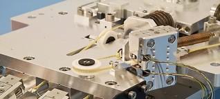 Magnetismus an Schaltungen dreidimensional sichtbar machen