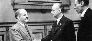 Kontroversen um Gedenktag für die Opfer von Nationalsozialismus und Stalinismus