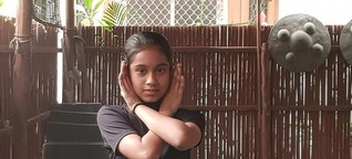 Mädchen und Kampfsport - #114 Was ist Kalaripayattu?