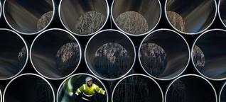 """Nord Stream 2 ist """"unnötig und unrentabel"""""""