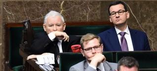 Polens schleichender Abschied von der Demokratie