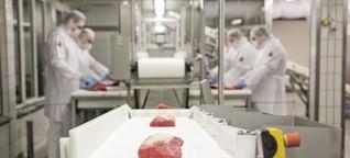 Block House: Maßarbeit am Fleischstück