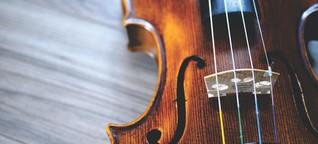 Auch für Kinder geeignet: Klassische Musik regt die Kreativität an