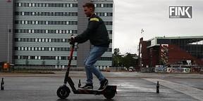 Wie fahren sich die E-Scooter von Lime, Tier, Voi und Circ? | FINK.HAMBURG