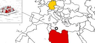 """Europäische Migrationspolitik in Libyen - """"Das ist Heuchelei"""""""