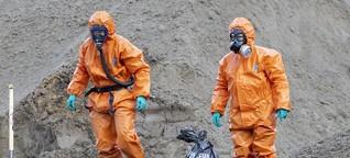 Bomben-Explosionen: Die Gefahr wird größer