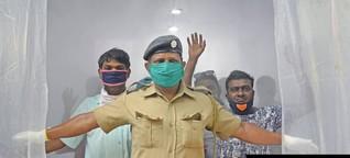 Indien im Zeichen der Corona-Krise