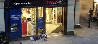 Londons Obdachlose