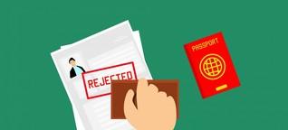 Abschreckende Visaverfahren, lange Wartezeiten, bürokratische Hürden