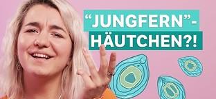Jungfernhäutchen: 8 Mythen im Check! 🤔 | Auf Klo (funk@ZDF)