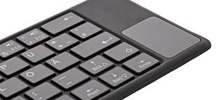 Entfaltet ihr Können: Bluetooth-Tastatur BT-Pocket von InLine - Verlosung!