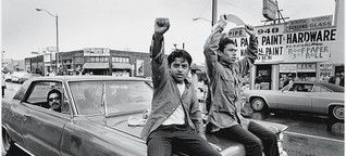 """Rassismus und Polizeigewalt 1970: """"Du solltest besser aufhören, die Mexikaner aufzuwiegeln"""" - DER SPIEGEL - Geschichte"""