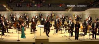 MOMA-Reporter: Saisonstart in der Elbphilharmonie | Morgenmagazin