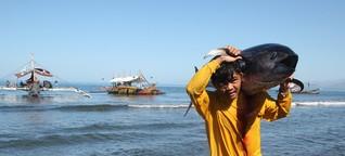 Fischerei auf den Philippinen: Kein Thunfisch, kein Glück