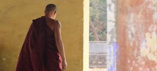 Buddhismus - Bhante wird wieder zu Roland