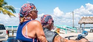 US-Präsidentschaftswahl 2020 in Florida: Wo sich die Rentner streiten